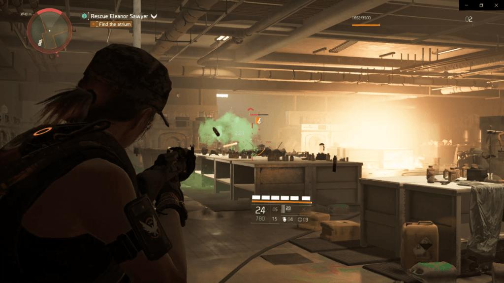 the division 2 gameplay