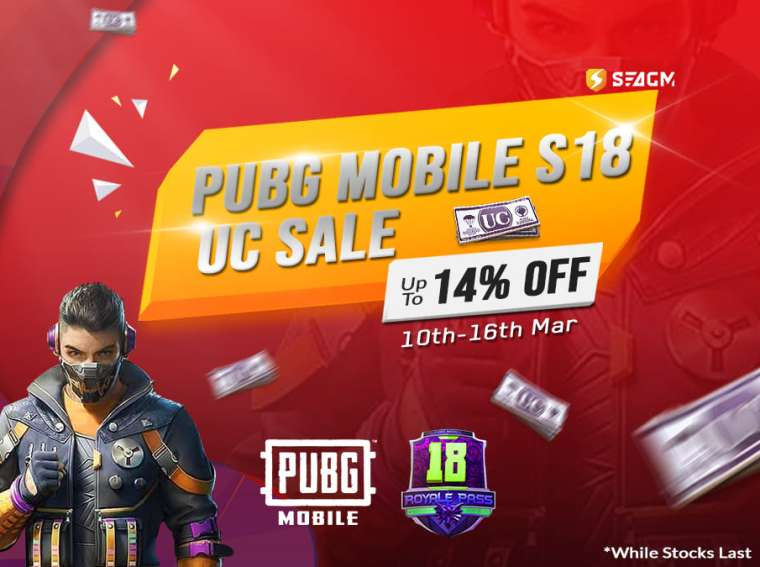 buy pubg mobile uc
