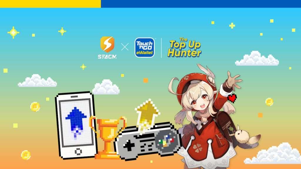 top up hunter rewards