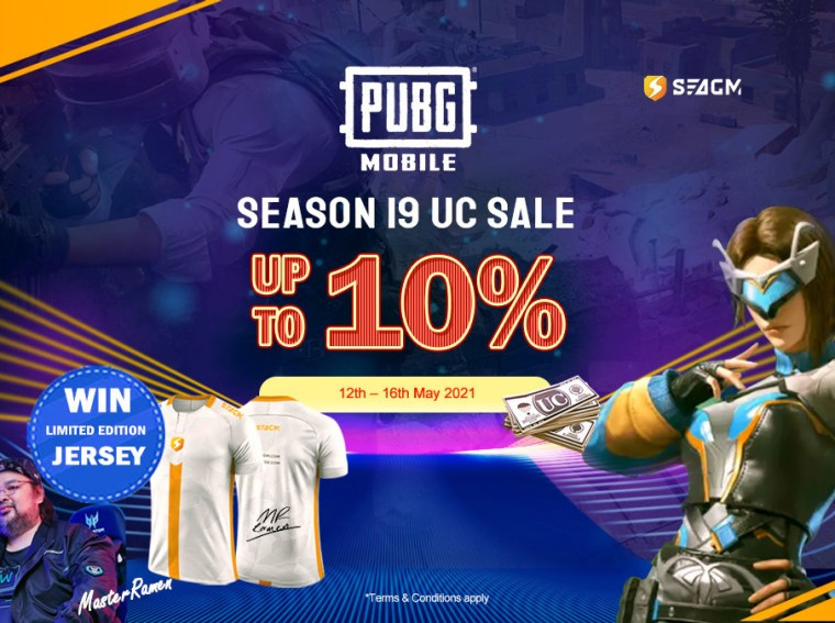 pubg mobile uc season 19
