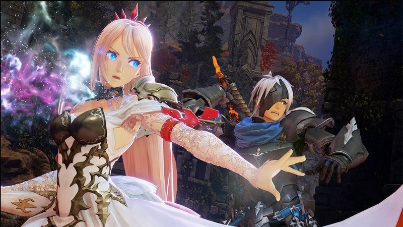 Tales of Arise Gameplay