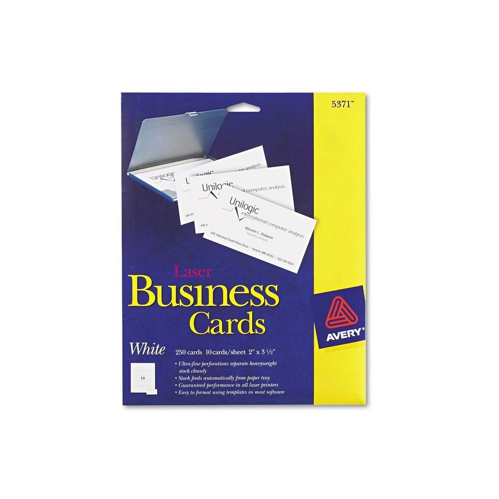5371 business cards