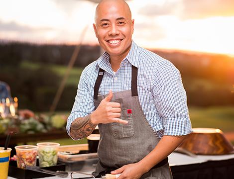 Maui Brewing Company brings aboard chef JoJo Vasquez