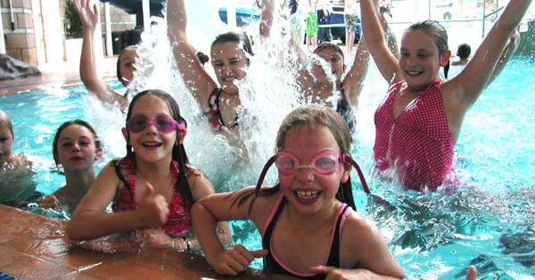 inflatable & float fun sessions at Rye Sports Centre