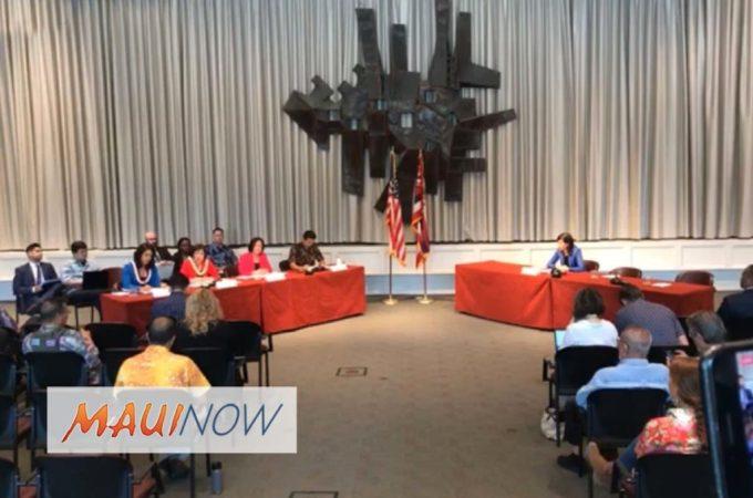 Maui Now : Bill Seeks to Improve Nationwide Emergency Alert System