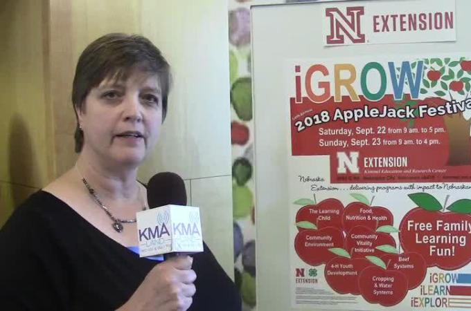 UNL Extension-Kim Wellsandt, Marketing Coordinator