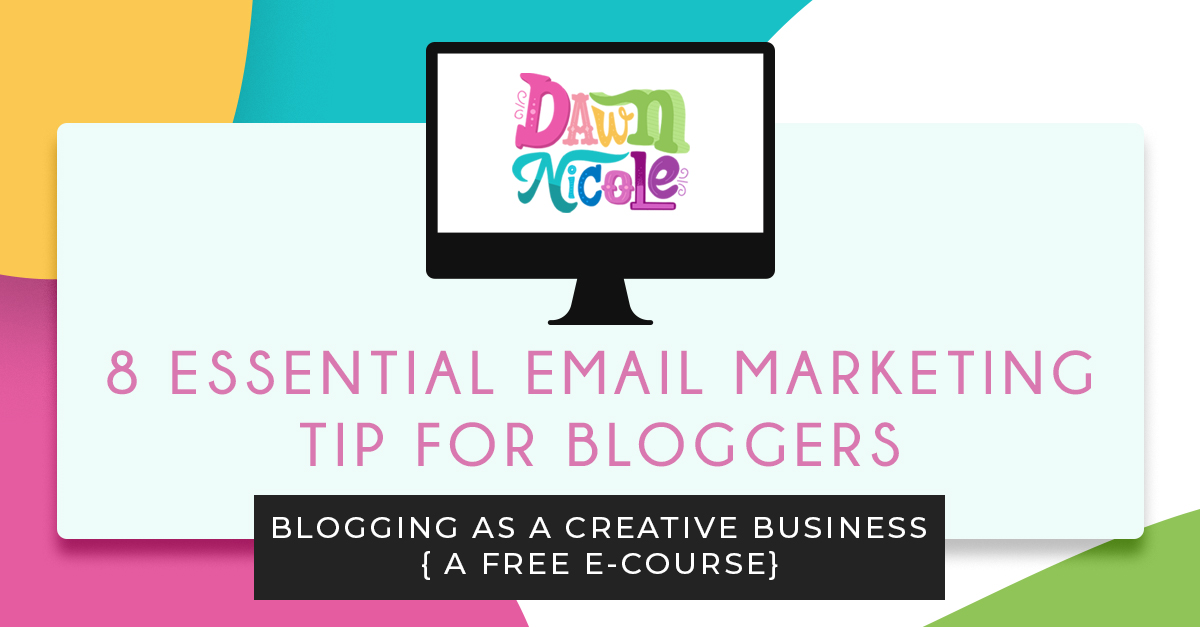 8 Essential Email Marketing Tips for Bloggers – News