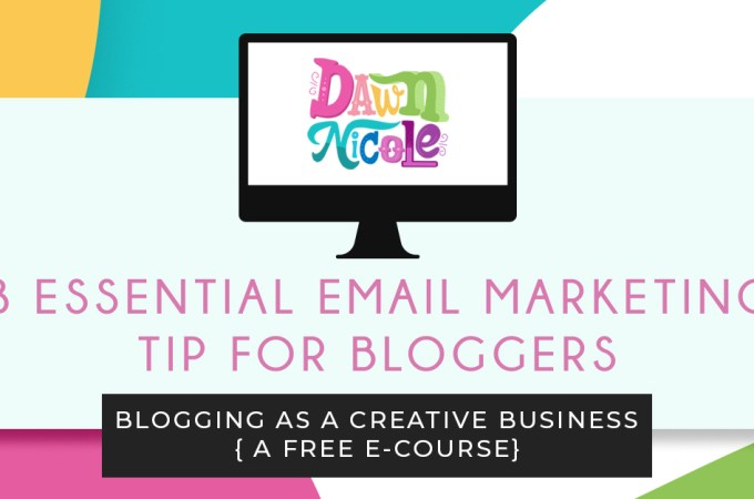 8 Essential Email Marketing Tips for Bloggers