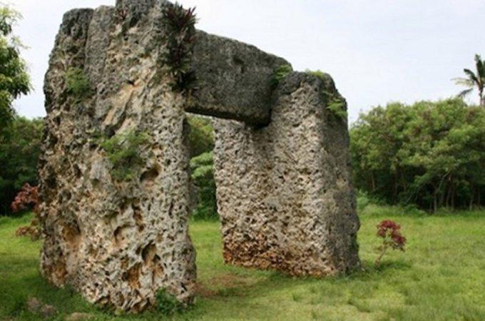 Polynesian Stonehenge: Enigmatic Ha'amonga 'a Maui Trilithon Of Tonga