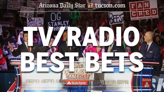 Saturday's TV/radio sports best bets | Tucson Sports | tucson.com