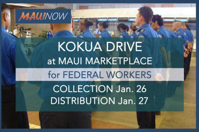 Maui Now : Maui Kōkua Collection & Distribution Drive This Weekend