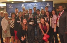 DECA participants at the 2014 international conference in Washington, D.C.