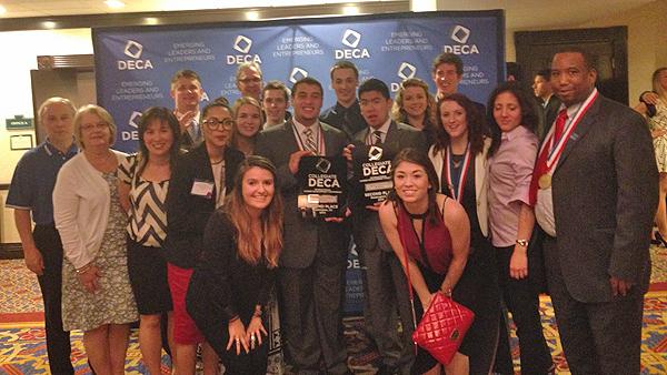 DEAC team photo