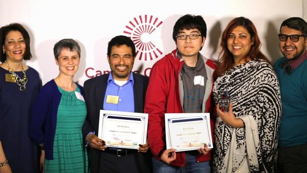 Shoreline students honored as WACC Presidents' Leadership Award recipients
