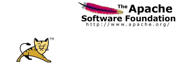 El logotipo de Apache Tomcat