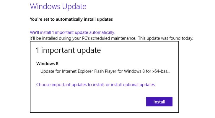 Todos los parches serán entregados vía Windows Update