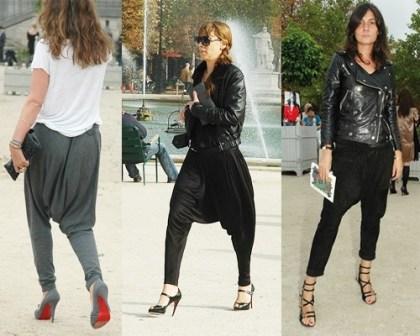 harem pants worst fashion 2014