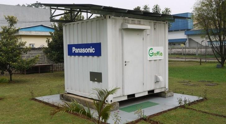 Panasonic Unveils Solar Power Plant In A Box Softpedia