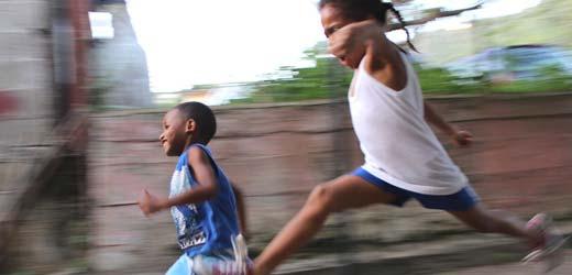 Allianz World Run 2018: Laufen und helfen