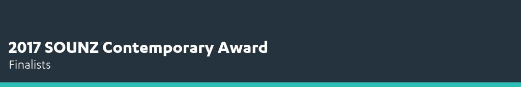 2017 SOUNZ Contemporary Award