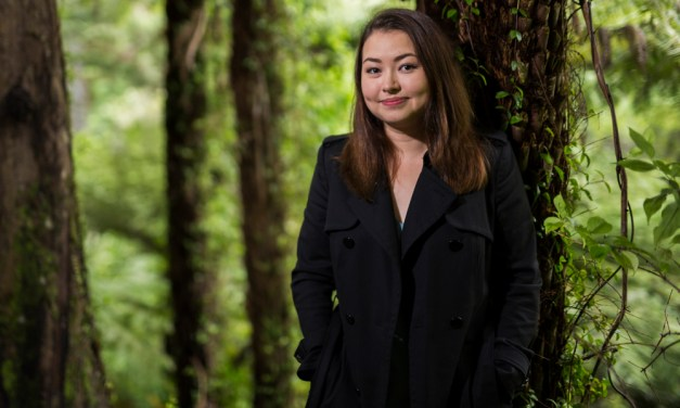 Salina Fisher wins the SOUNZ Contemporary Award again