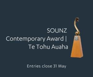 SOUNZ Contemporary Award | Te Tohu Auaha