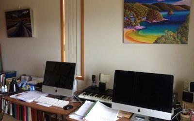 Composer Spaces   John Rimmer