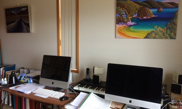 Composer Spaces | John Rimmer