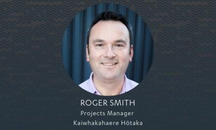 Meet the Team   Roger Smith