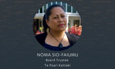 Meet the Board | Noma Sio-Faiumu