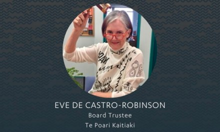 Meet the Board | Eve de Castro-Robinson