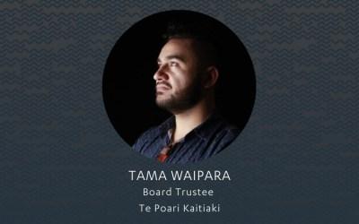 Meet the Board | Tama Waipara