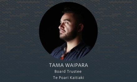 Meet the Board | Tama Waipara