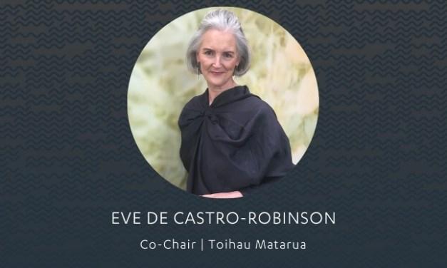 Meet the Board   Eve de Castro-Robinson