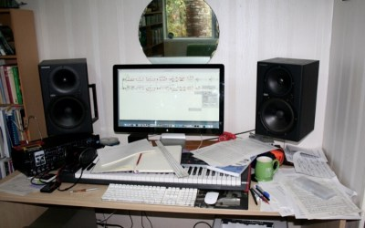 Composer Spaces | James Gardner