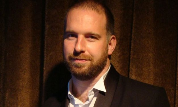 Meet composer Mark Baynes