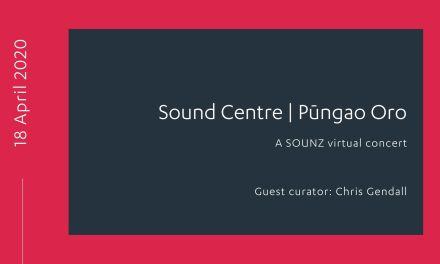 Sound Centre | Pūngao Oro