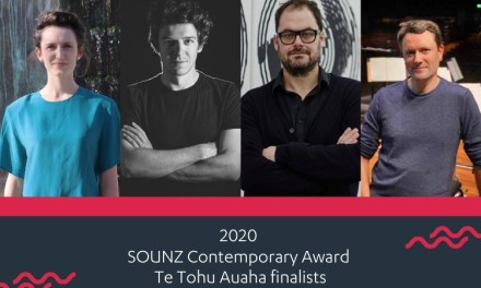 2020 SOUNZ Contemporary Award | Te Tohu Auaha Finalists