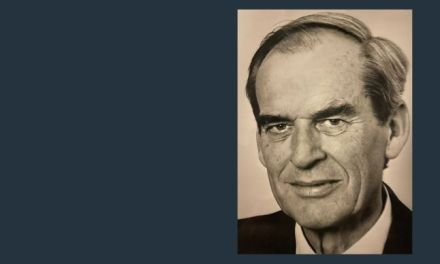 Merwyn (Merv) Norrish: SOUNZ founding Chair