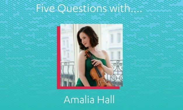 Five Questions with Amalia Hall