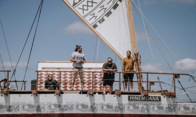 Reti Hedley from indigenous soul group IA – on the release of their waiata 'Kōkōrangi'