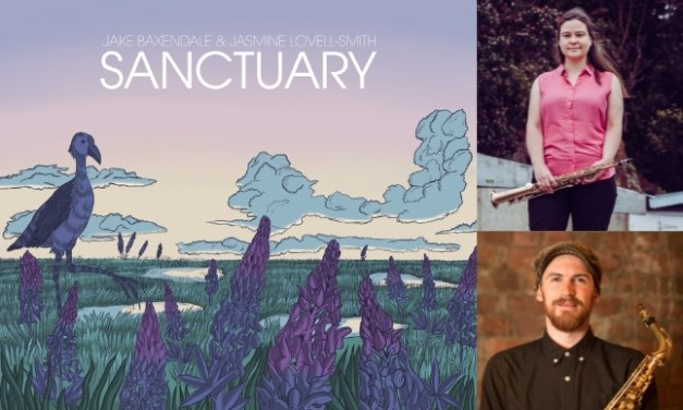 Jake Baxendale & Jasmine Lovell-Smith on their new album 'Sanctuary'