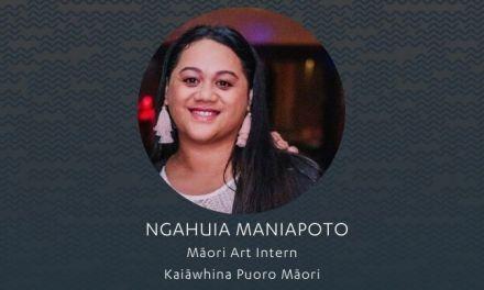 Meet the Team | Ngahuia Maniapoto