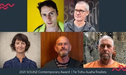 2021 SOUNZ Contemporary Award | Te Tohu Auaha Finalists