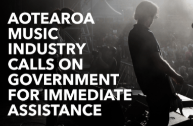 Aotearoa Music Industry Calls On Government For Immediate Assistance