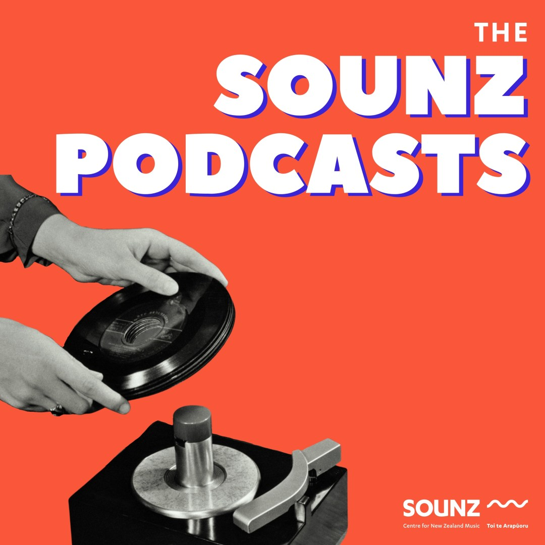 The SOUNZ Podcasts