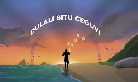 Dulali Bitu Ceguvi (Bamboo nose flute)