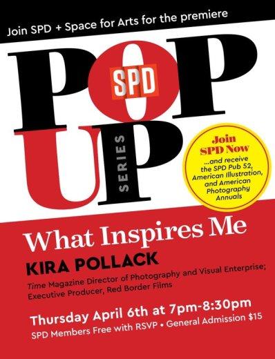 SPD Pop Up