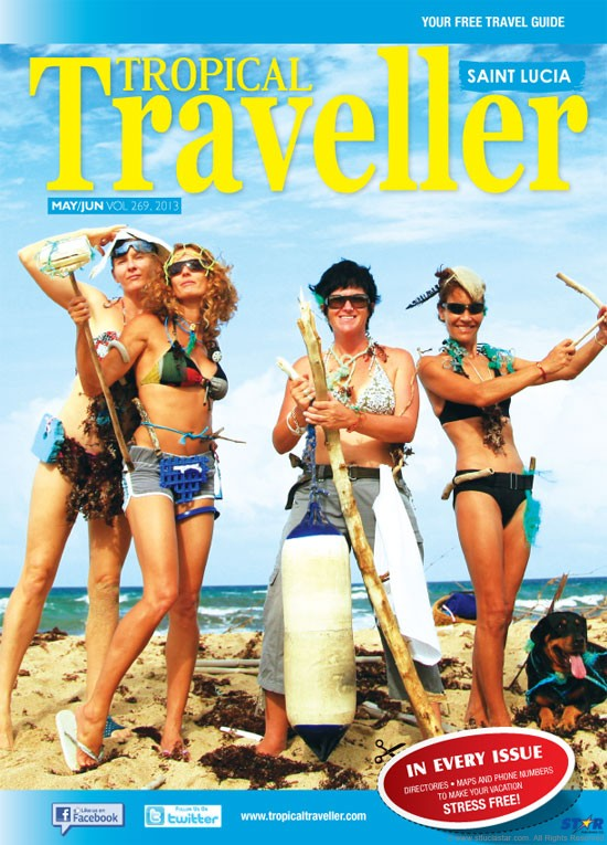 Tropical Traveller Vol. 269 May/Jun 2013