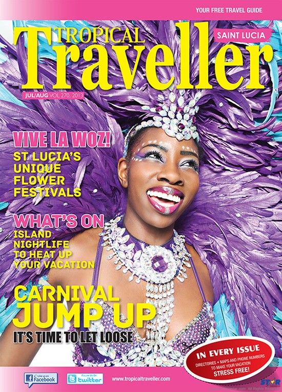 Tropical Traveller Magazine July/August 2013